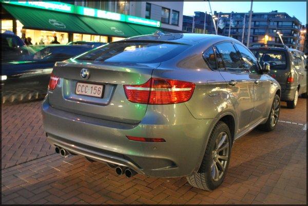 BMW M//X6