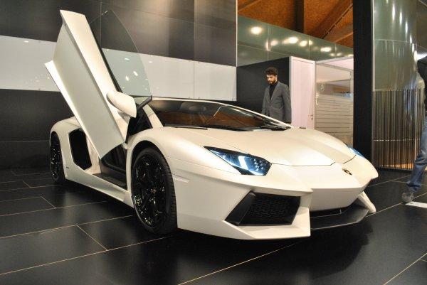 Stand Lamborghini