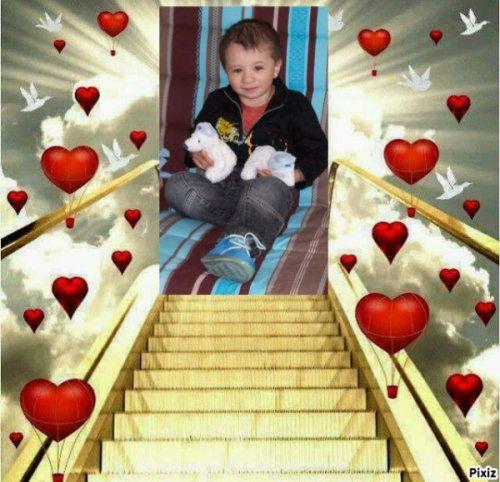 Dans un mois mon NONO 9 ans sans toi ... On t'aime petit frère