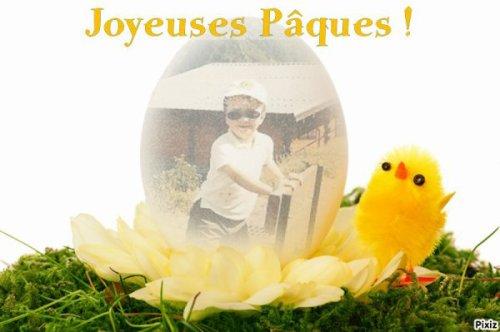 Joyeuses Pâques Mon NONO