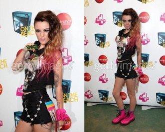 ╚> Swagger Jagger : Cher Lloyd's photos