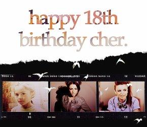 ╚> Swagger Jagger : Cher Lloyd's birthday