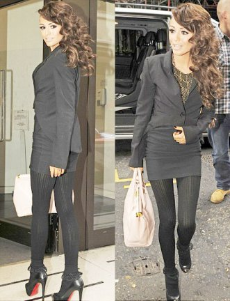 ╚> Swagger Jagger : Cher Lloyd's candids