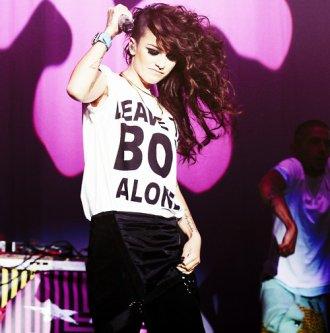 ╚> Swagger Jagger : Cher Lloyd's news