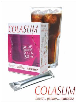 Cola slim maigrir pour pas trop ch re for Plante amincissante