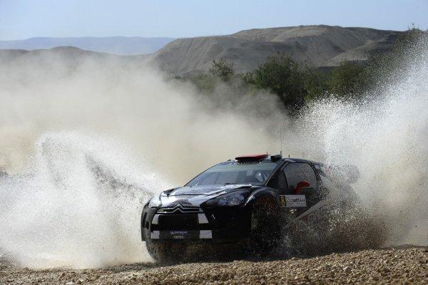 Rallye de la Jordanie