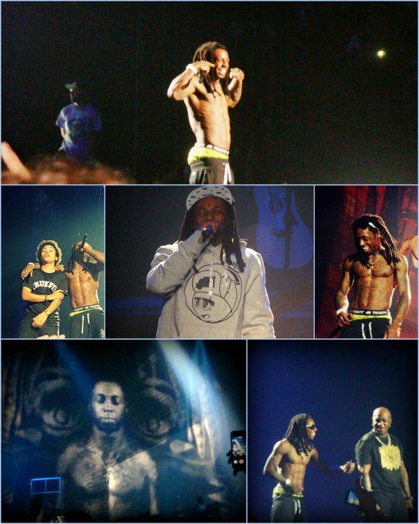 - Concert Lil'Wayne - 17 octobre 2013 - Forest National -