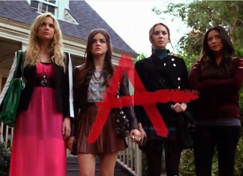 Photos promos de la saison 3 de Pretty Little Liars