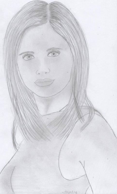 1er dessin du blog !
