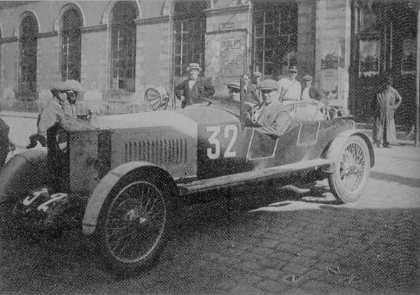 Rallye Monte-Carlo 1924