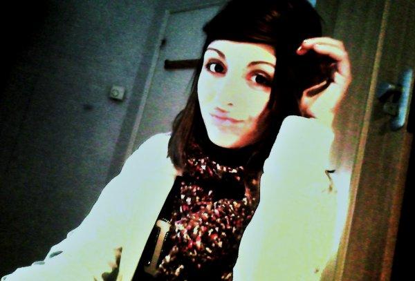Je suis folle, folle, folle, de toi ♥