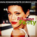 Photo de RihannaFente