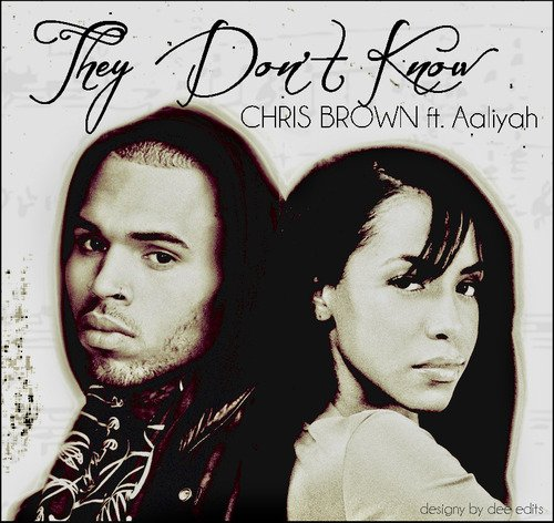 Chris Brown feat. Aaliyah - Don't Think They Know