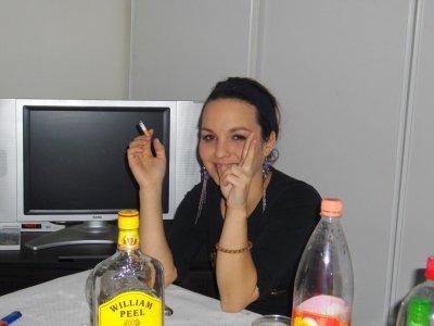 ma sister, mon kiki, ma bledarde,ma morue et moi!!!!!