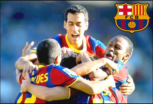 FC Barcelone 2-1 FC Valence 16/10/10
