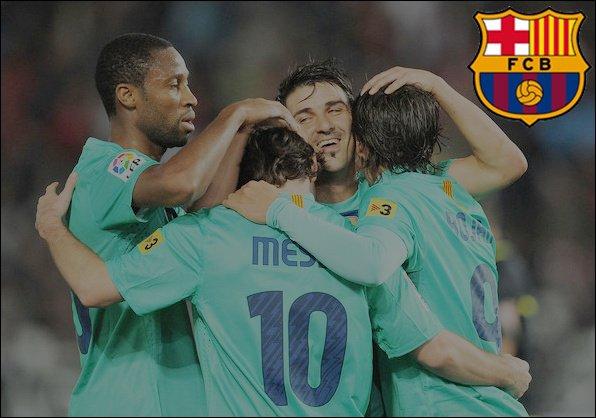 Almeria 0-8 FC Barcelone 20/11/10