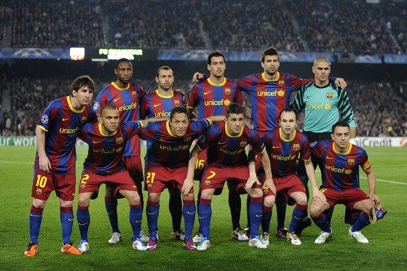 Match Retour 1/2 finale de la Ligue des Champions | Real Madrid 1-1 FC Barcelone 3/5/11