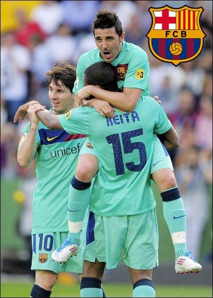 Levante 1-1 FC Barcelone 11/05/06