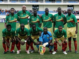 Liberia 2-2 Mali 8/10/11 Eliminatoires CAN 2012