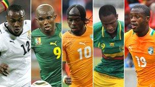 Ballon d'Or Africain 2011 L'Année de Seydou Keita ...