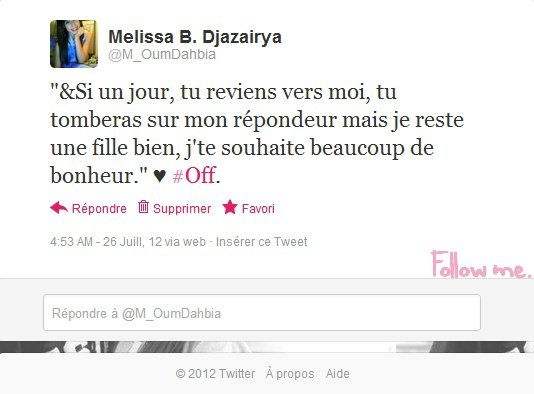 @M_OumDahbia ; Follow in Twitter (lll)