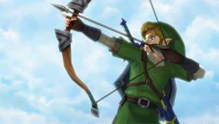 Link et son arc