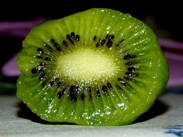 le vert est dans le fruit.  !