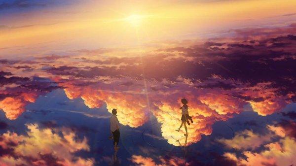Si je créais mon monde nous ne serions que tout les deux , personne ne nous jugera , la jalousie n'existerais pas , notre amour serait roi , pour que l'on reste ensemble pour l'éternité  ... <3