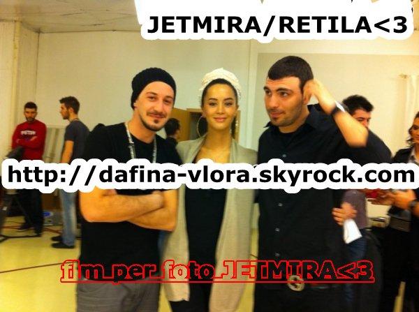 """DAFINA ZEQIRI and SKILLZ in """"Dicka po Zihet"""".EKSKLUZIVE"""