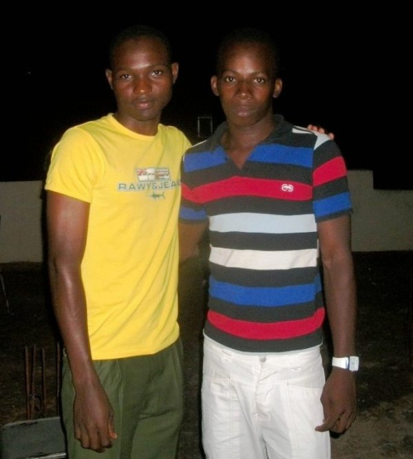 Coulibaly et Savadogo