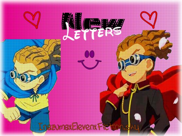 `•.¸¸.•´´¯`••._.• New Letters `•.¸¸.•´´¯`••._.•