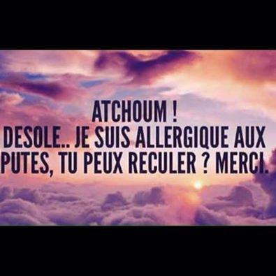 ATCHOUM  ! mdrrrr !