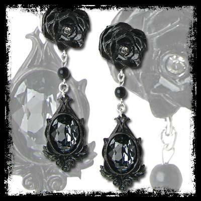 Boucles d'oreilles Alchemy Gothic