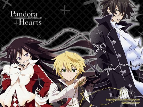 Pandora Hearts <3