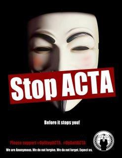 STOP ACTA !!!!