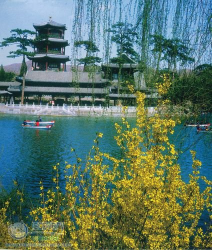 Mountain Resort and Its OutlyingTemples, Chengde