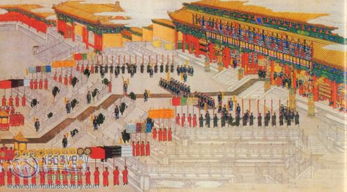 Imperial Palace of the Ming and Qing Dynasties