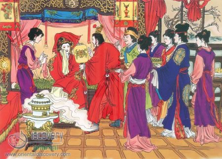Cao Xueqin and a Dream of Red Mansions-Ending