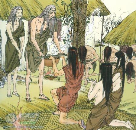 Yao Passes the Throne to Shun-Sequel І