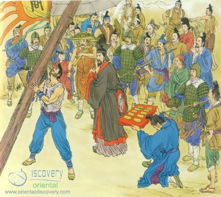 Shang Yang's Reforms of the State of Qin-Sequel І