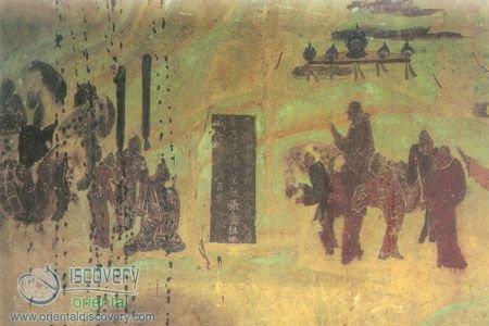 Zhang Qian, Envoy to the Western Territory-Ending