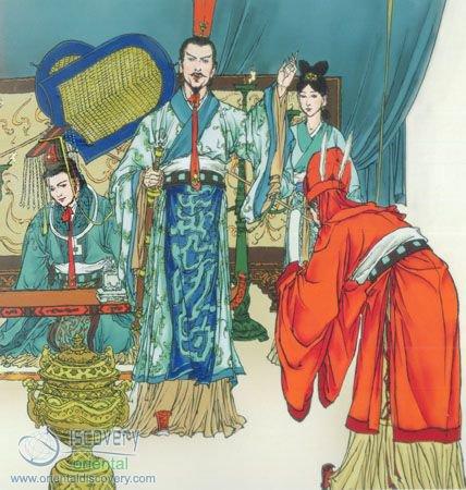 Sima Zhao's Ambitions