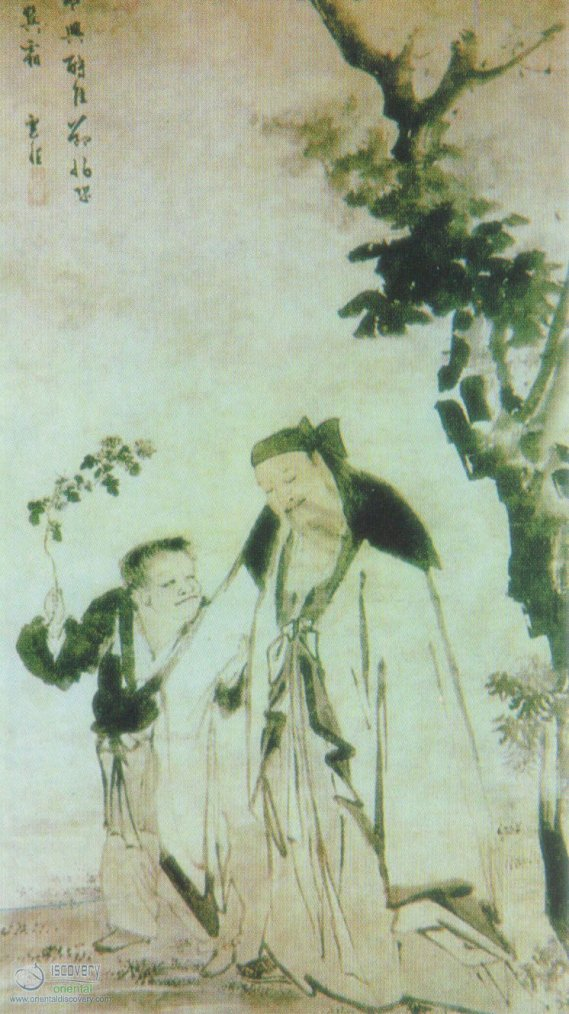 Tao Yuanming the Hermit