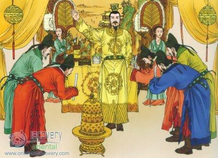 Li Longji and the Kaiyuan Glory Days-Sequel І