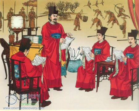 Wang Anshi's Reforms