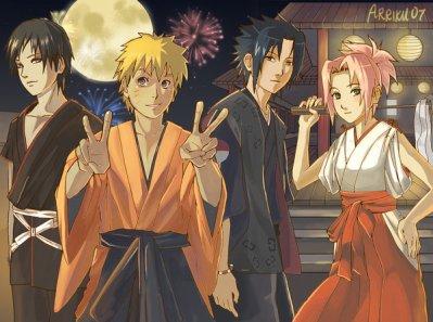la soirée Haruno