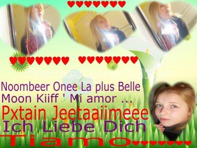 Mi amor , La Plus Belle , Mon Kiiff ' , Ma Noomber Ooonee