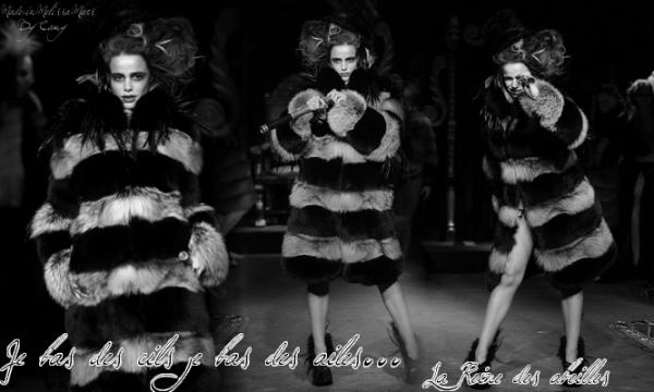 Mélissa & La Mode  ♥