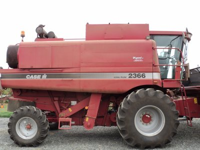 case axial flow 2366 en stage