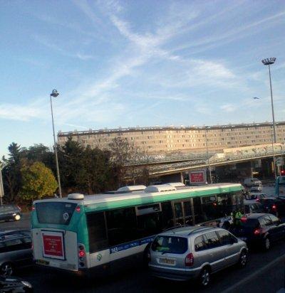 Pont de Bondy ( Anatole France ) Tramway